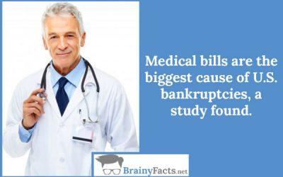 Medical bills…