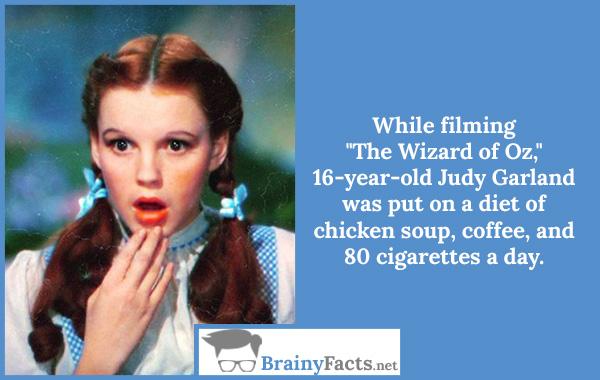 Judy Garland Diet