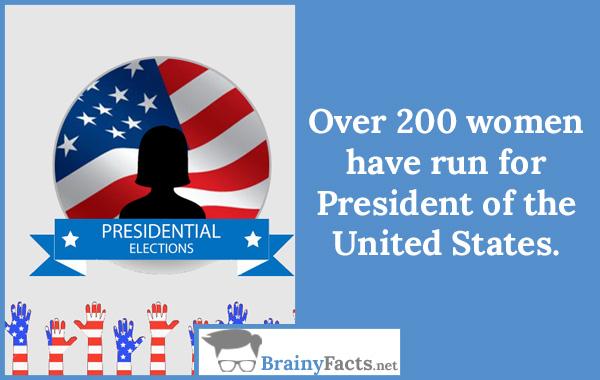 Women presidents