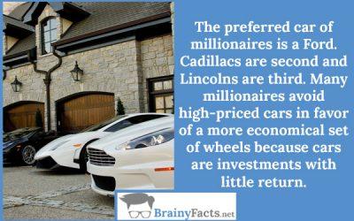 Car of millionaires