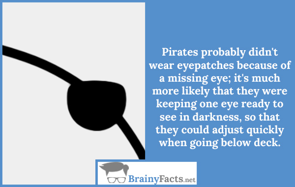 Eyepatches… arrr