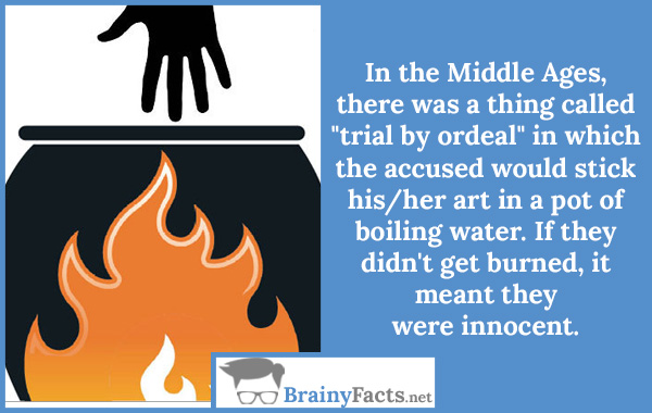 Trial by ordeal