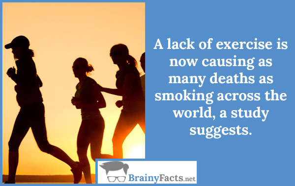 Lack of exercise
