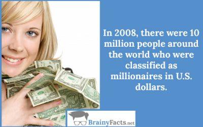 Million millionaires