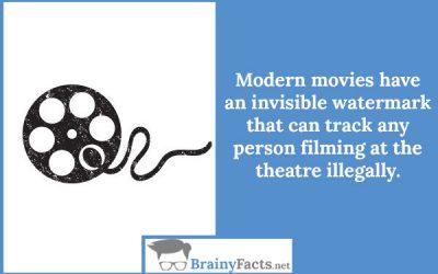 Modern movies