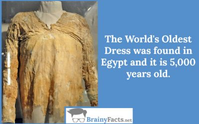 Oldest Dress