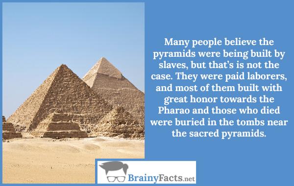 Sacred pyramids