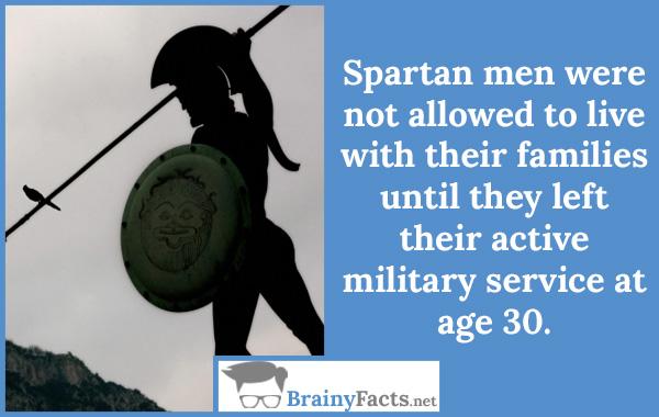 Spartan men