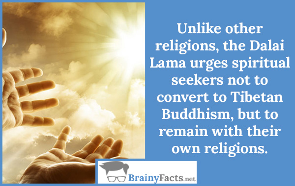 Unlike other religions
