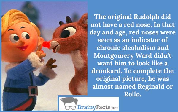 The original Rudolph