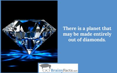 Diamond planet