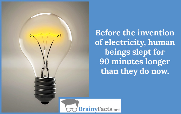 Invention of electricity