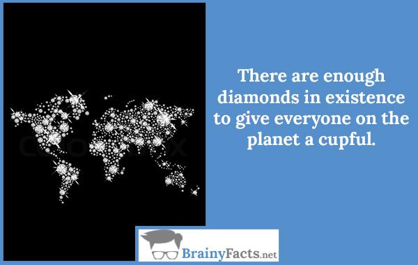 Enough diamonds