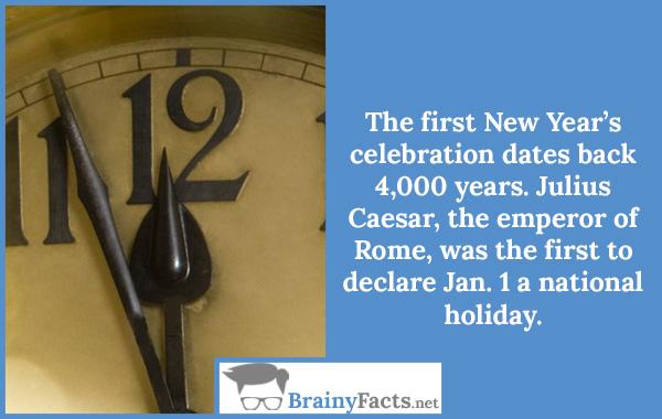 First celebration