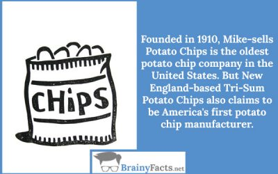 First potato chip manufacturer