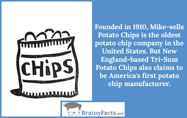 First potato chip manufacturer