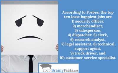 The Unhappiest Jobs