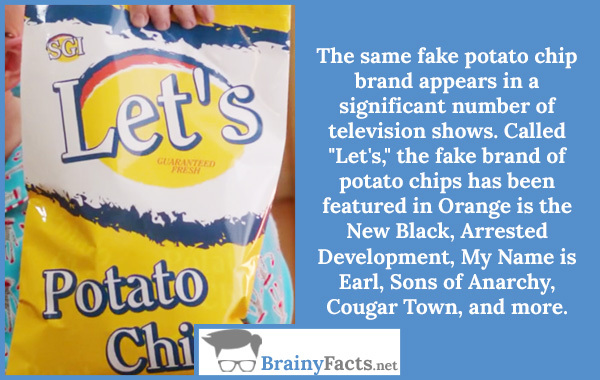 Fake chips