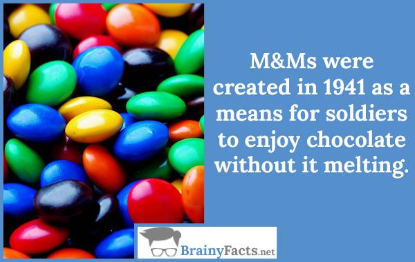M&M History