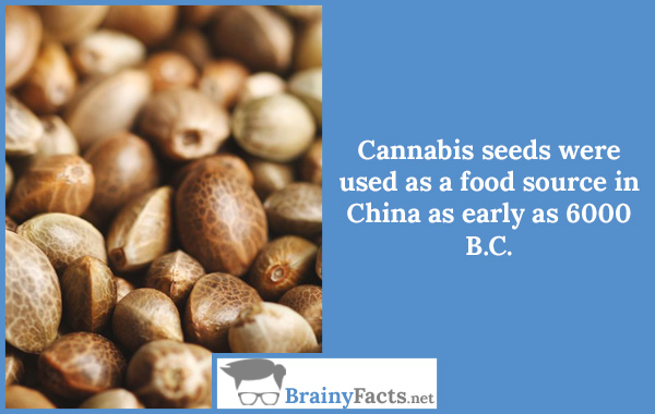 Cannabis in ancient China