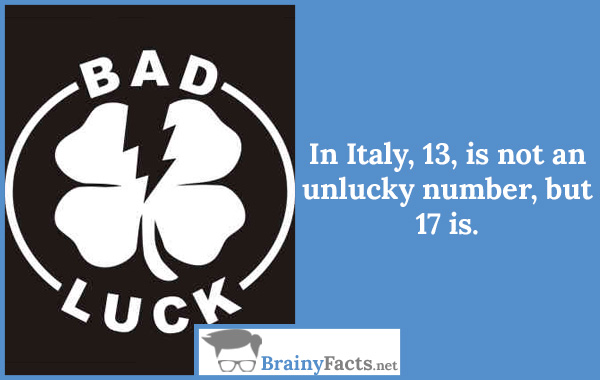 Unlucky number